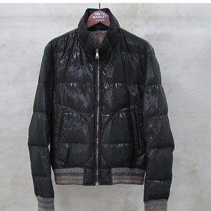 Dolce & Gabbana Shiny Puffer Jacket RARE! IT 50